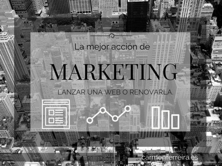 la mejor acción de marketing