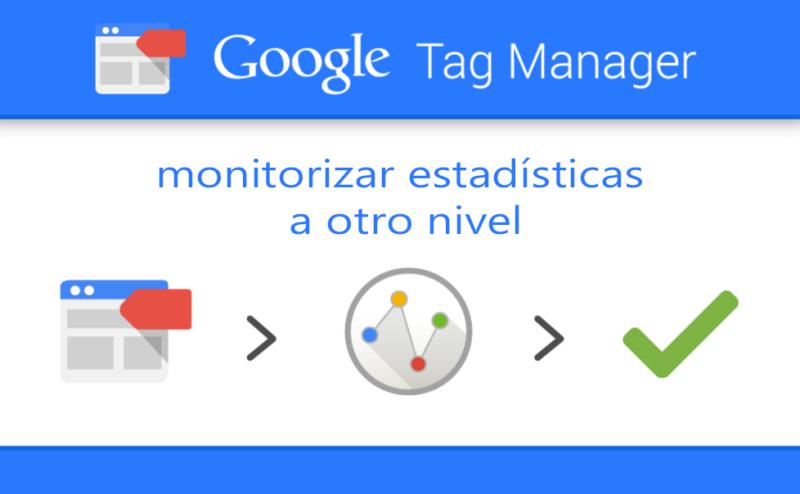 usar tag manager de google